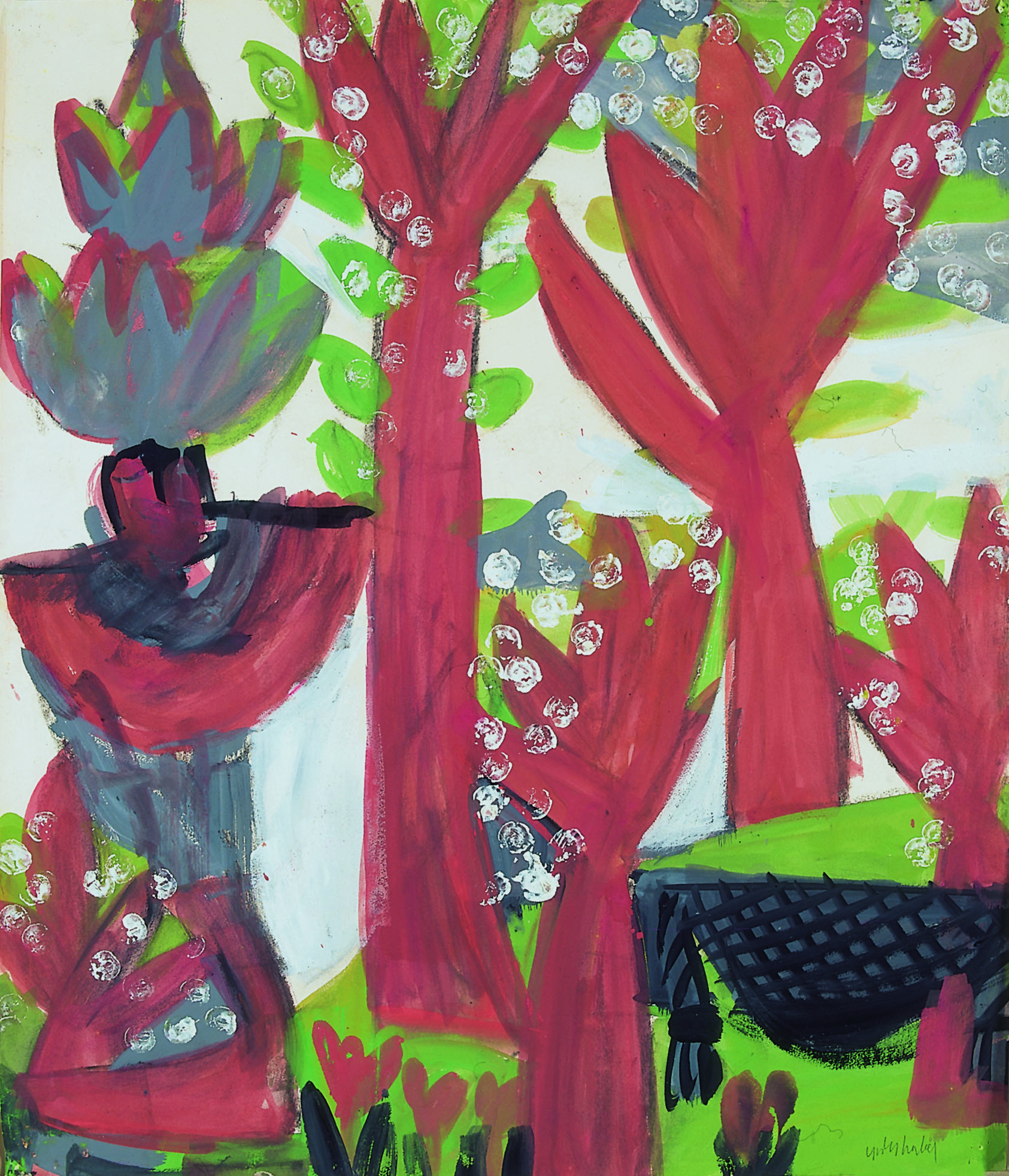 Kunststiftung Hohenkarpfen, Hausen ob Verena