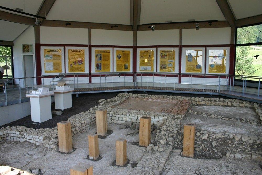 Schutzhaus Römisches Bad, Wurmlingen