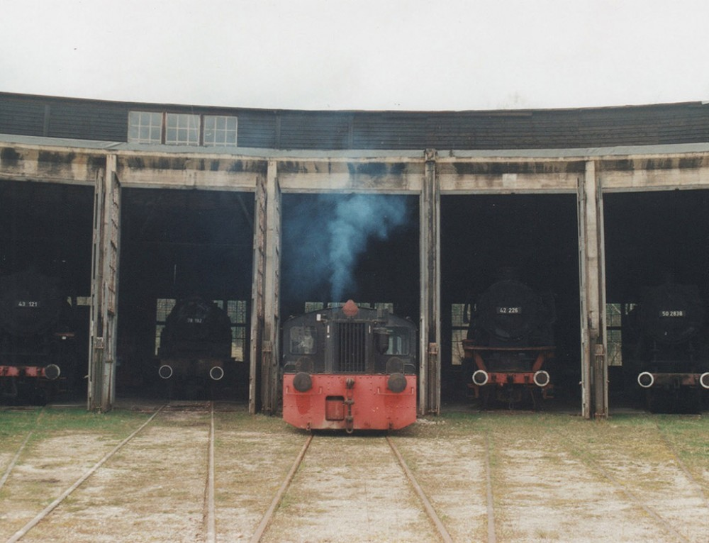 Deutsches Dampflok- und Modelleisenbahnmuseum, Tuttlingen