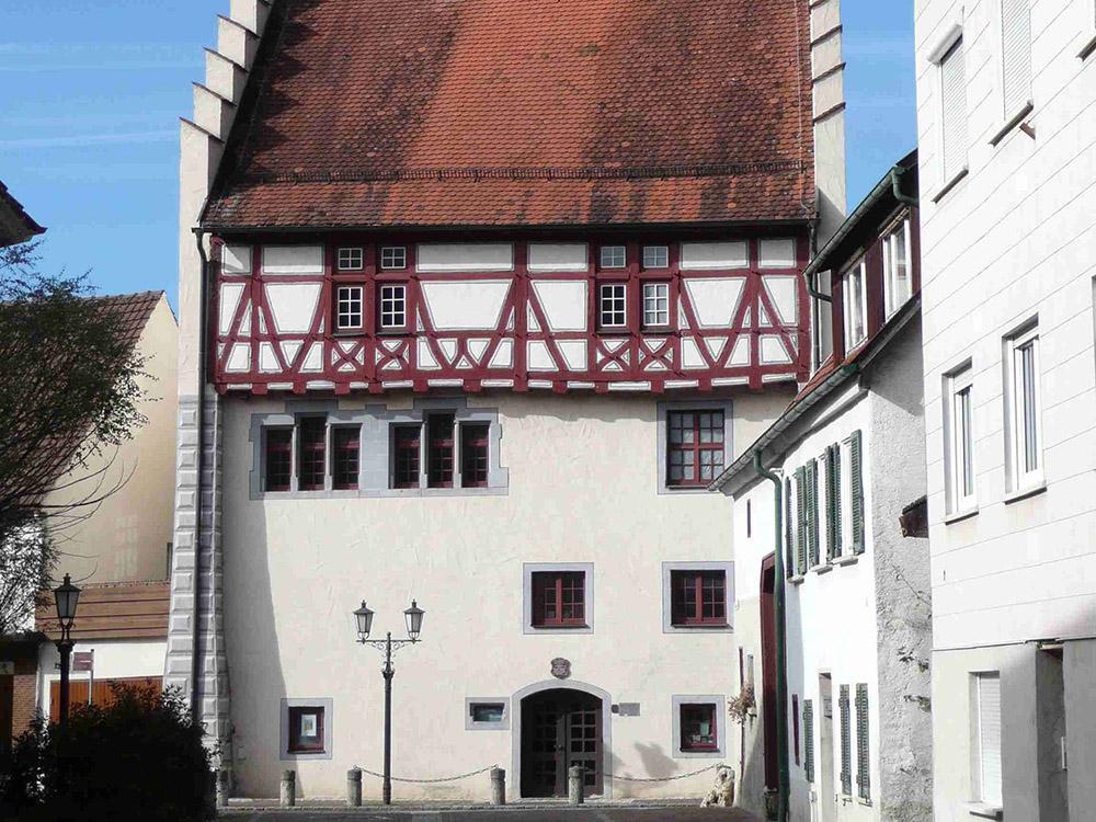Museum Oberes Donautal – Ifflinger Schloss, Fridingen an der Donau