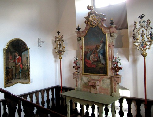 Museum Oberes Donautal – Vorderes Schloss Mühlheim