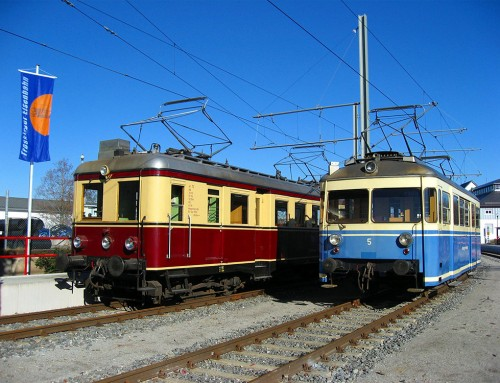 Museum der Trossinger Eisenbahn, Trossingen