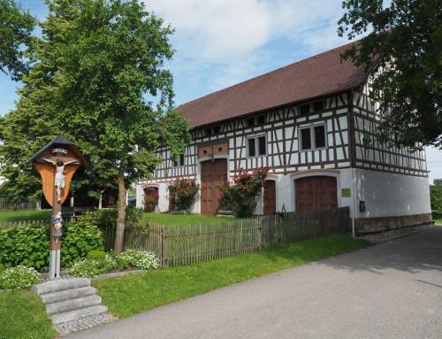 Bauernmuseum Pfarrscheuer, Bösingen