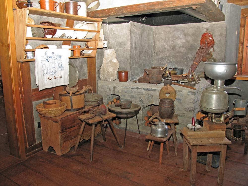Heimatmuseum Zehntscheuer, Dietingen