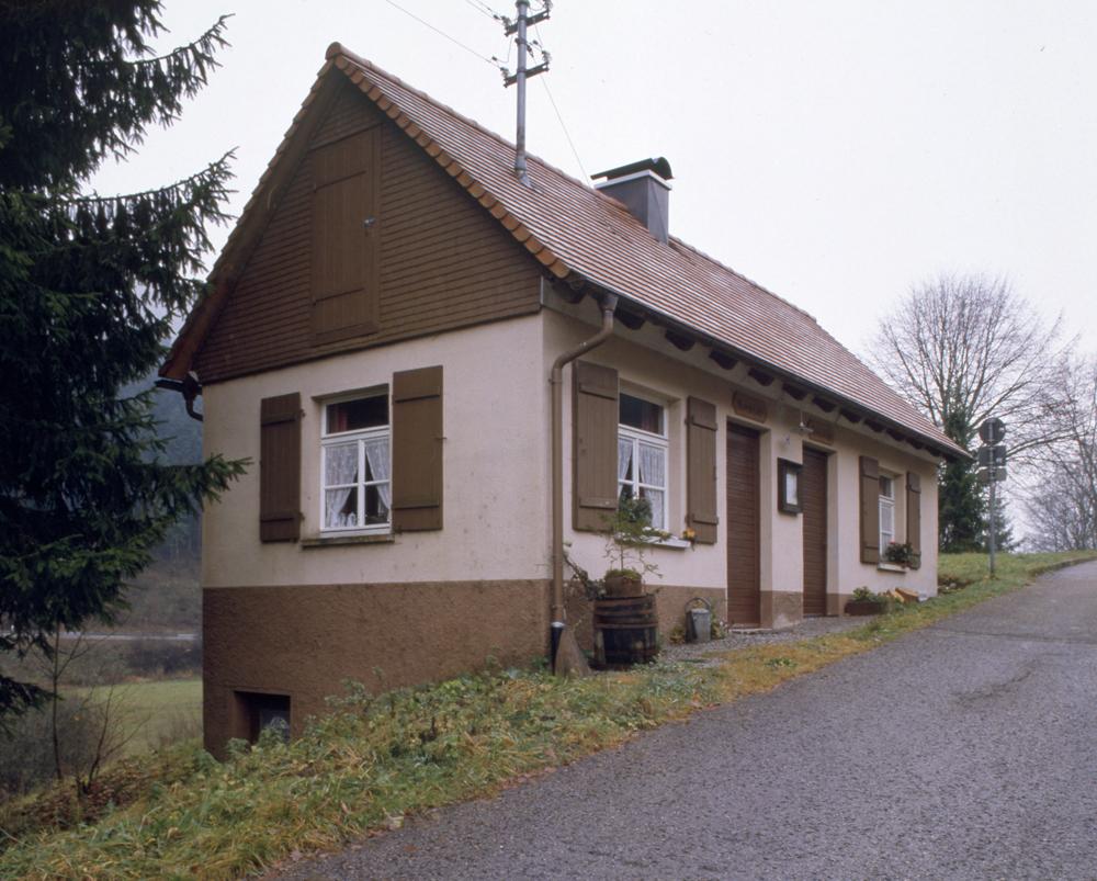 Heimat- und Schindelstüble, Dornhan, Aussenansicht