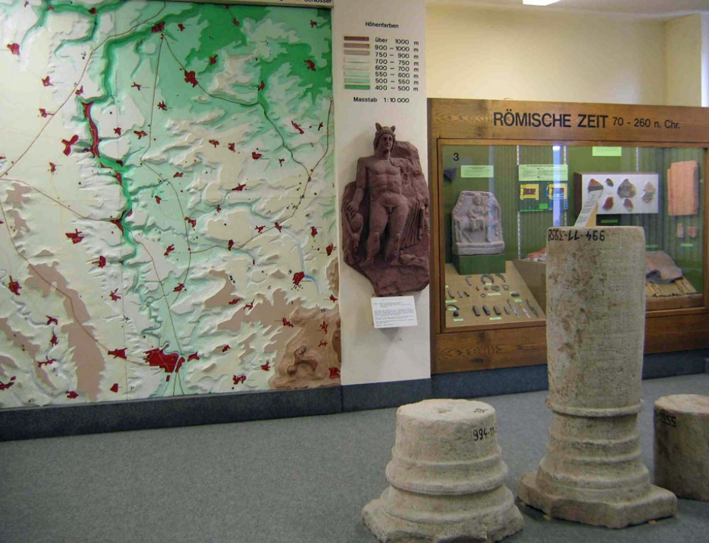 Museum im Schwedenbau, Oberndorf