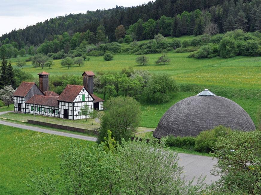 Salinenmuseum Unteres Bohrhaus, Rottweil