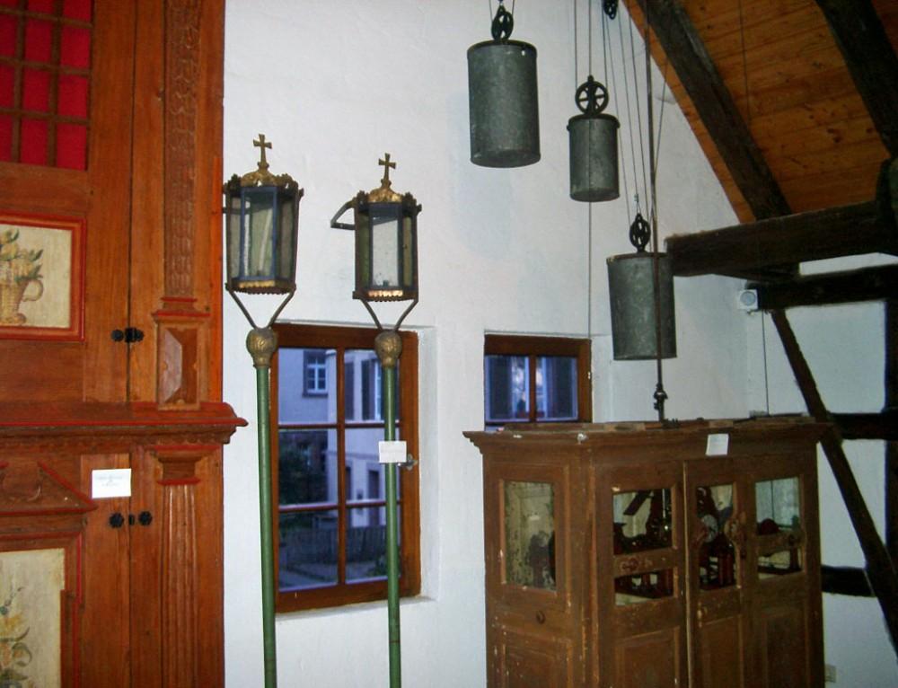 Klostermuseum Wittichen, Schenkenzell