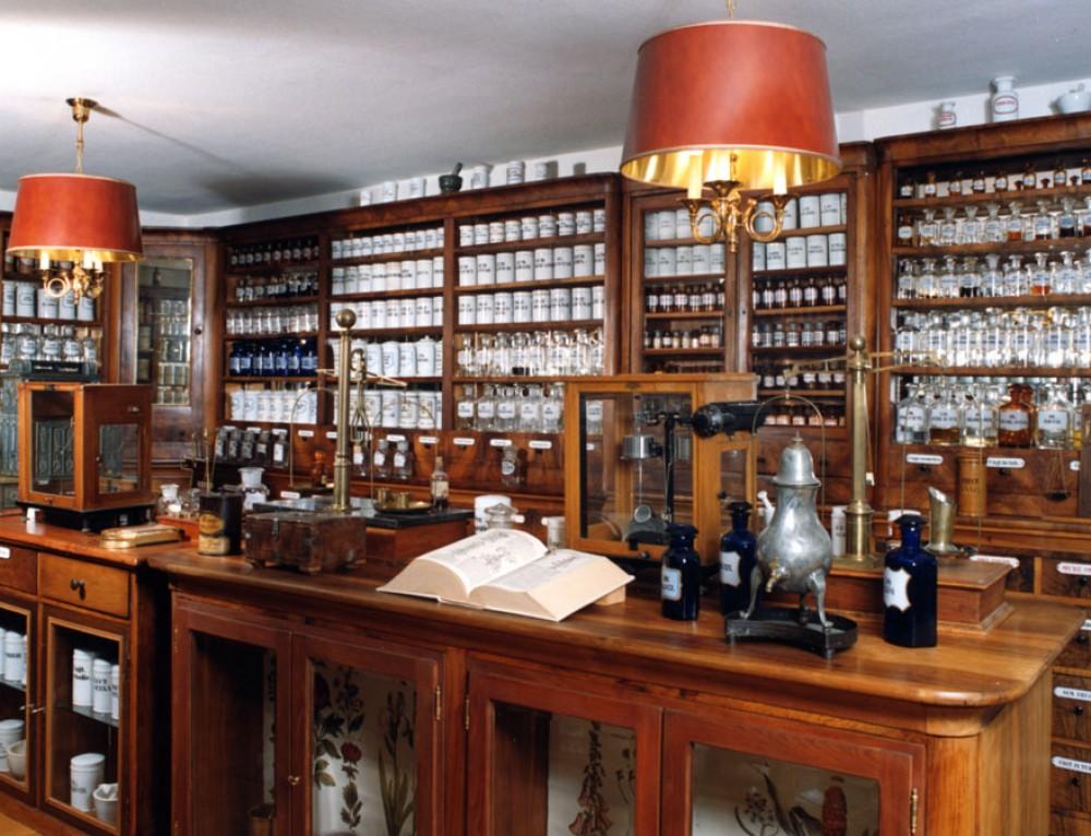 Apothekenmuseum Ratsapotheke, Schiltach