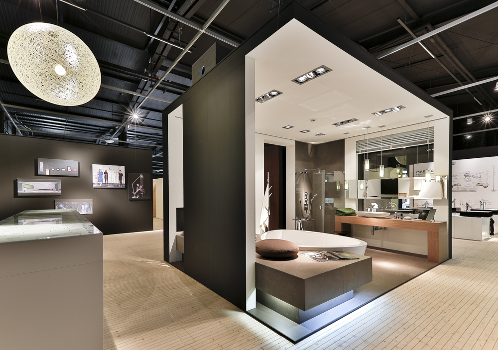 hansgrohe aquademie museum f r wasser bad und design triok. Black Bedroom Furniture Sets. Home Design Ideas