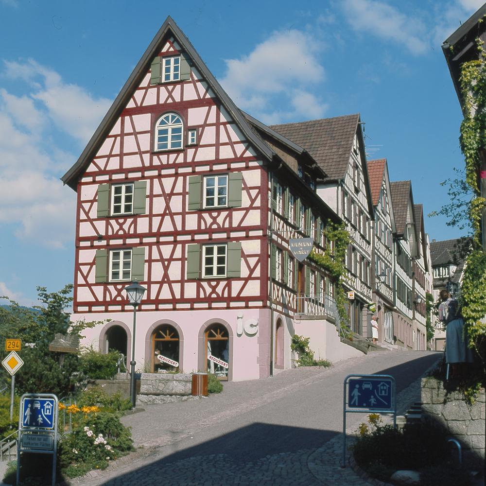Fachwerkhaus Schiltach