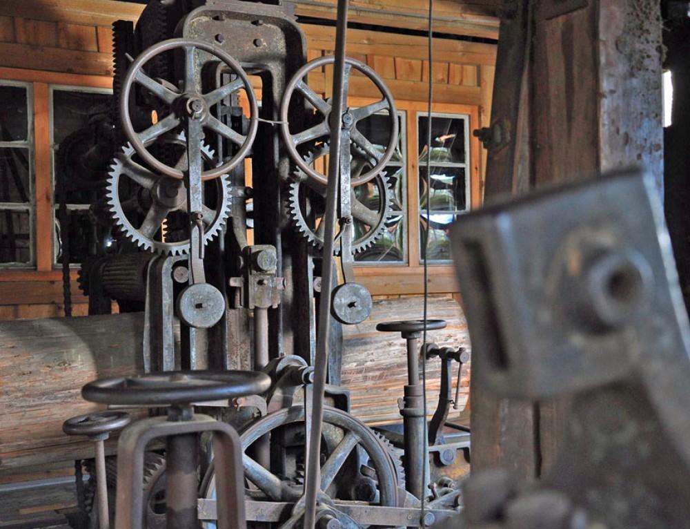 Schüttesägemuseum, Schiltach