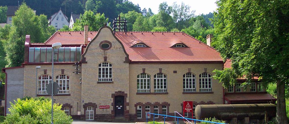 schramberg-dieselmuseum aussenansicht