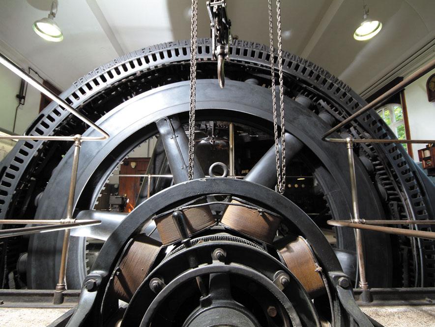 schramberg dieselmuseum zahnrad