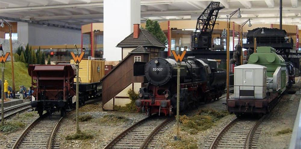 Schramberg Eisenbahnmuseum Alte Loks