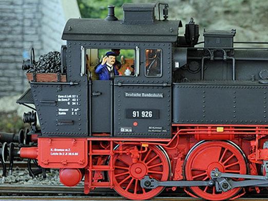 Schramberg Eisenbahnmuseum Dampflok