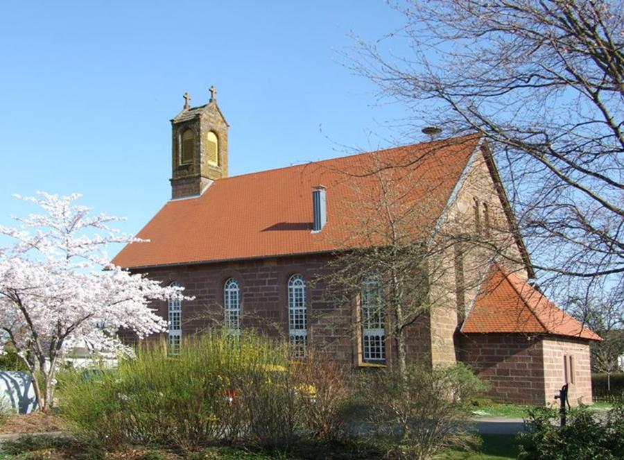 Bibelerlebniswelt Schönbronn, Schramberg, Gebäude von aussen