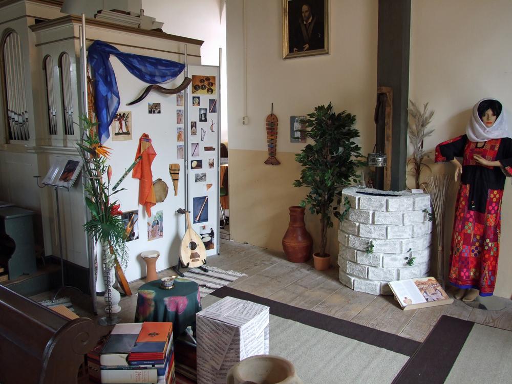 Bibelerlebniswelt Schönbronn, Schramberg