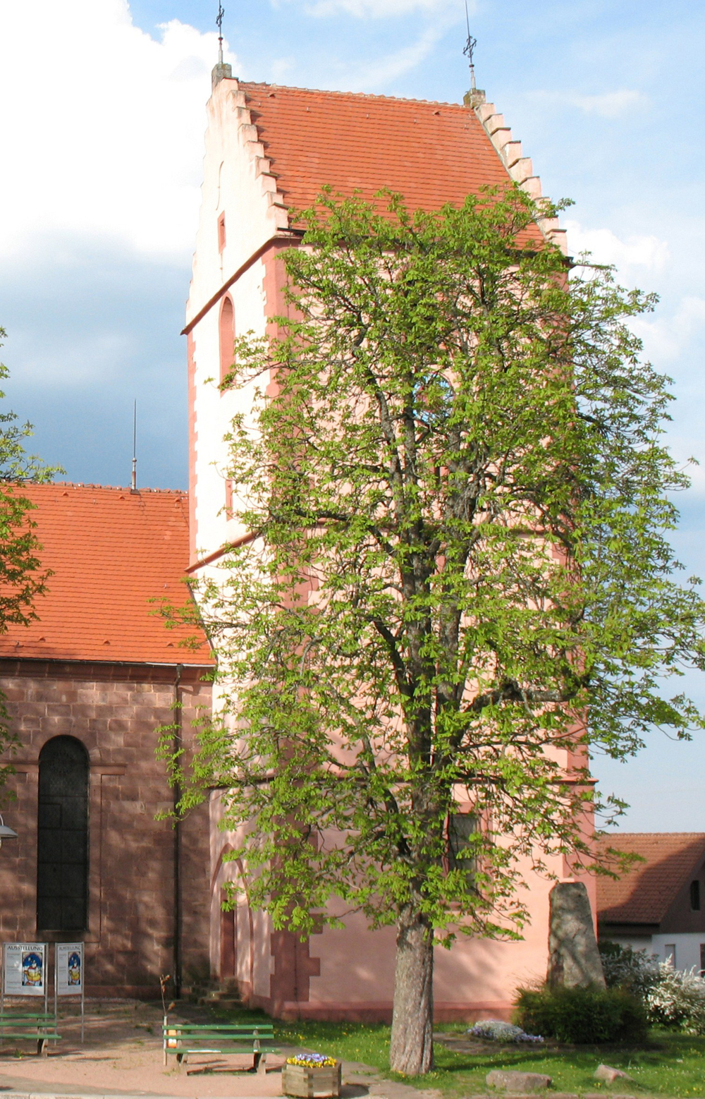 Sulgen, Alte St.-Laurentius-Kirche, Schramberg