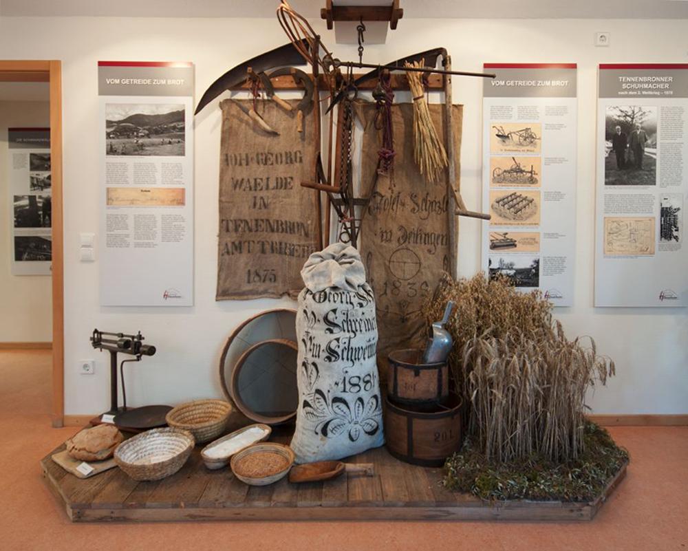 Heimathaus Tennenbronn, Schramberg, Ausstellung