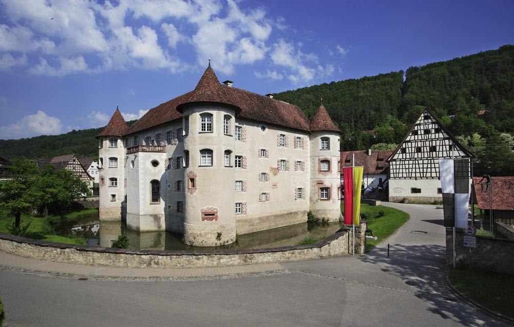 Kultur- und Museumszentrum Schloss Glatt Adelsmuseum, Sulz