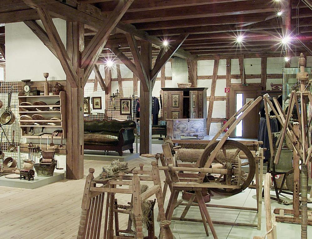 Kultur- und Museumszentrum Schloss Glatt Bauernmuseum