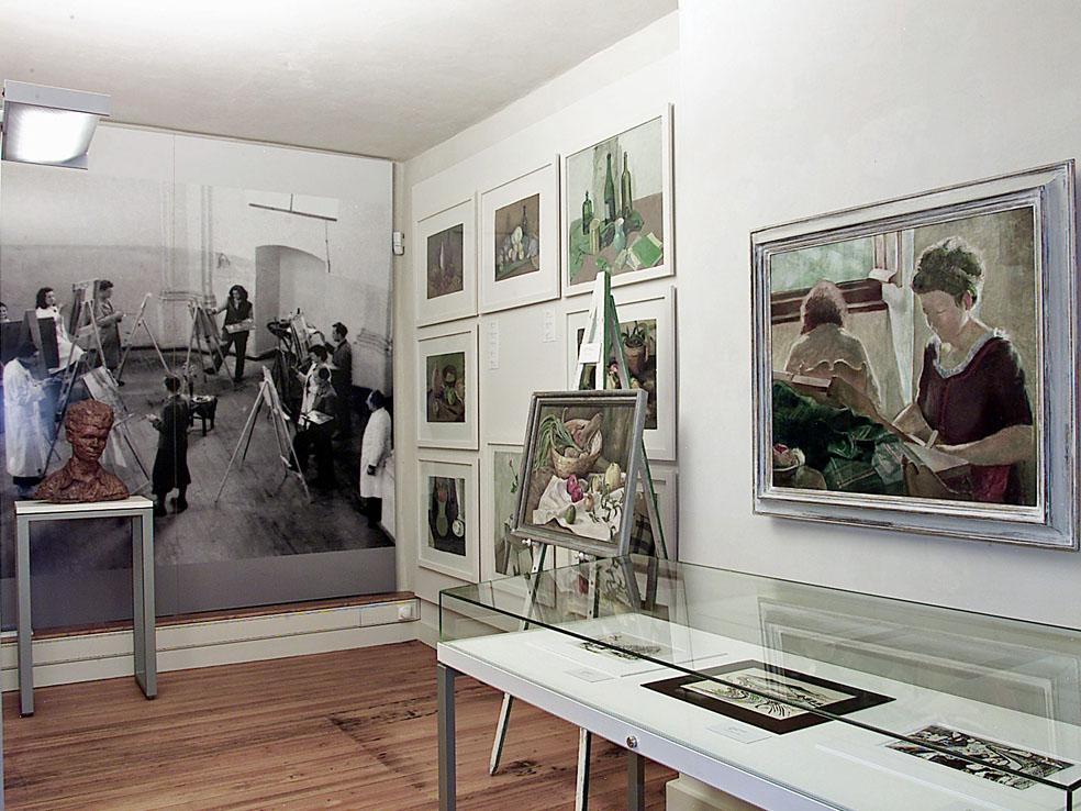Kultur- und Museumszentrum und Galerie Schloss Glatt, Sulz