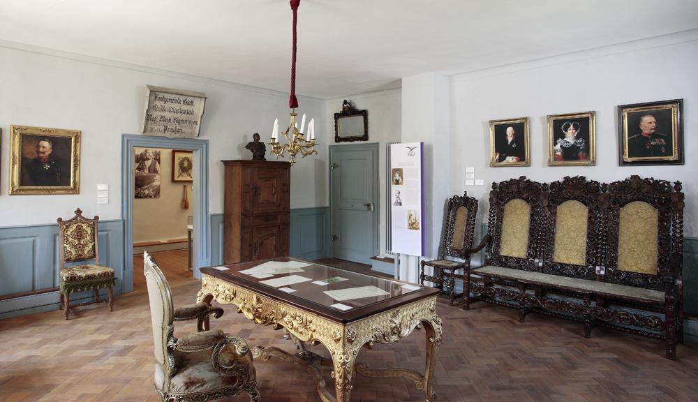 Kultur- und Museumszentrum Schloss Glatt Schlossmuseum, Sulz