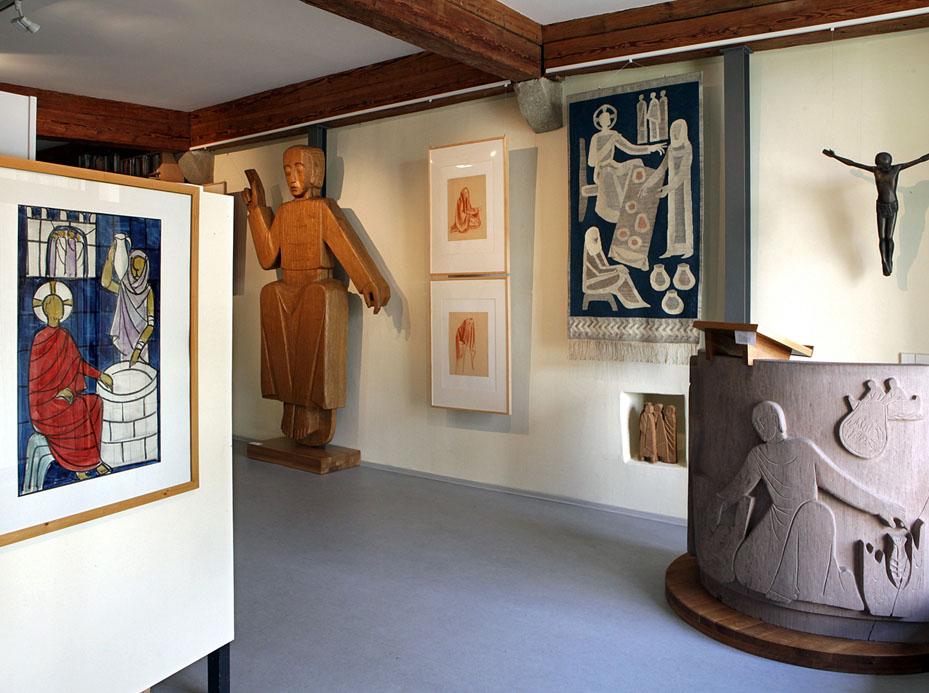 Kunstsammlung Helmuth Uhrig, Sulz, Ausstellung