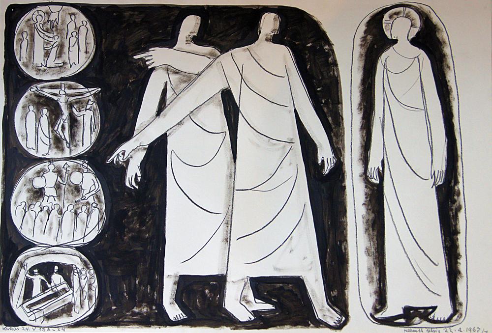 Kunstsammlung Helmuth Uhrig, Sulz, Sammlung