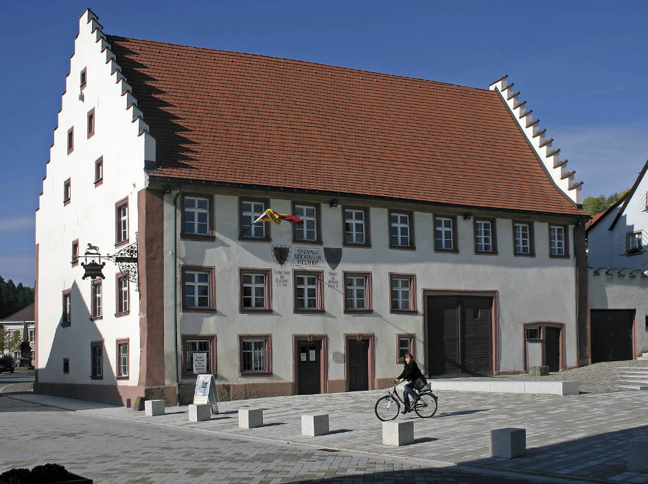Kelnhofmuseum Bräunlingen Gebäude