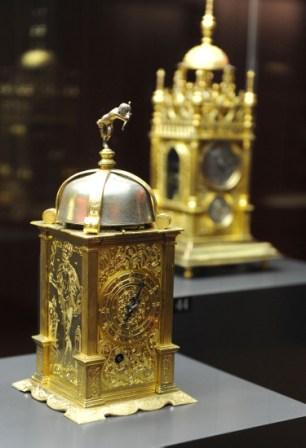 Heimat- und Uhrenmuseum, Schwenningen, Uhr