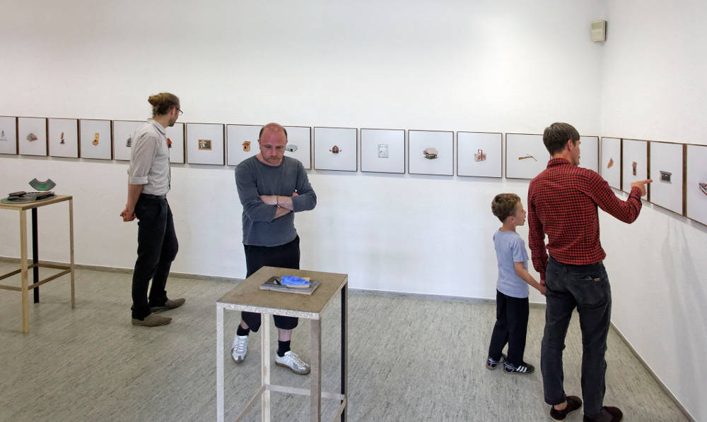 Stadtgalerie Kunst und Kind Hagulane 2014
