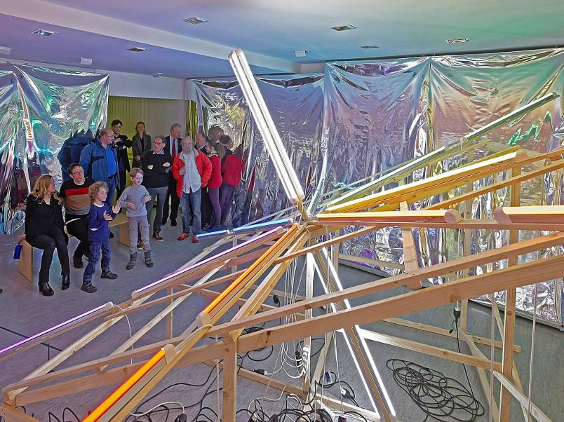 Städtische Galerie Villingen-Schwenningen Haller+Walter_Eröffnung_20.02.2016,Städt.Galerie VS-Schwenningen