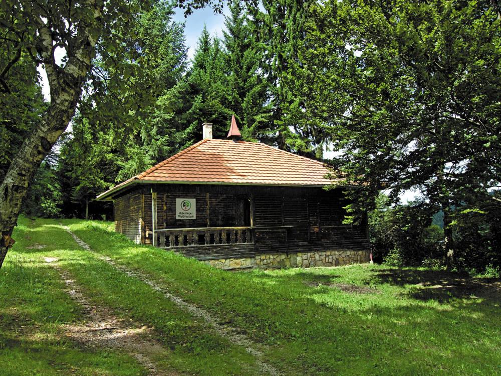 Waldmuseum Bräunlingen Gebäude