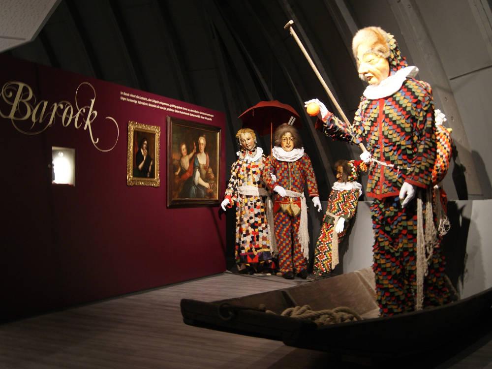 Fasnachtsmuseum Narrenschopf