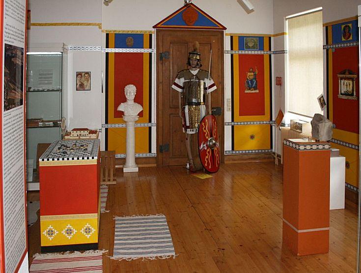 Heimatmuseum Niedereschach, Fischbach, Ausstellung