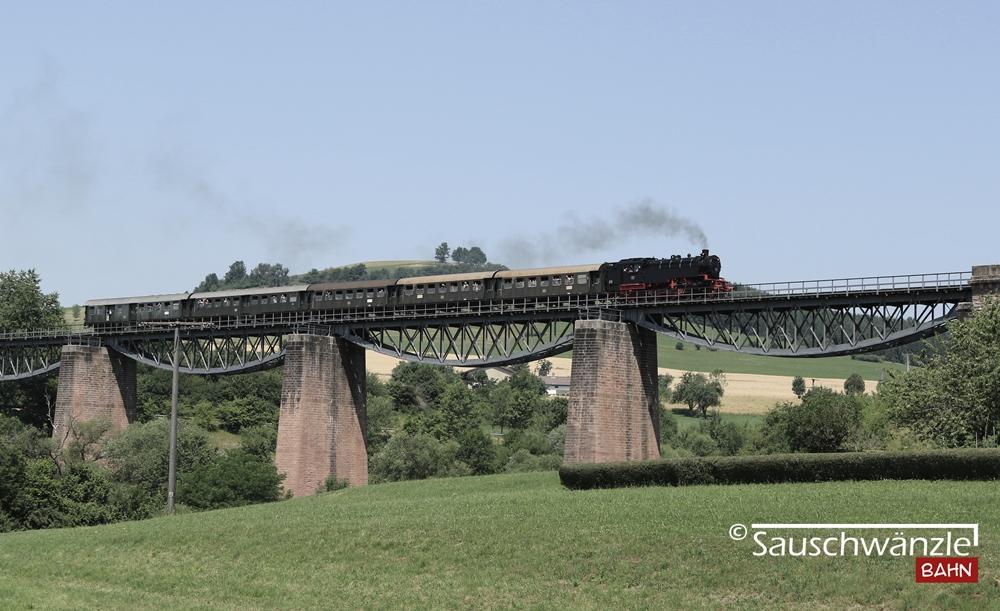 Sauschwänzlebahn Panorama