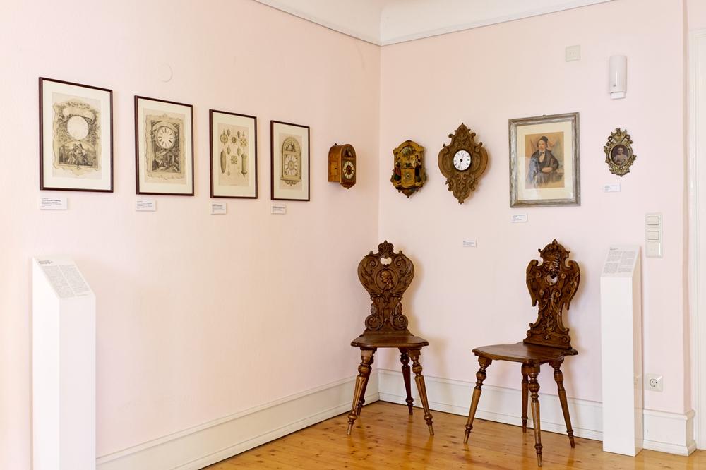 Stadtmuseum Hüfingen, Ausstellung