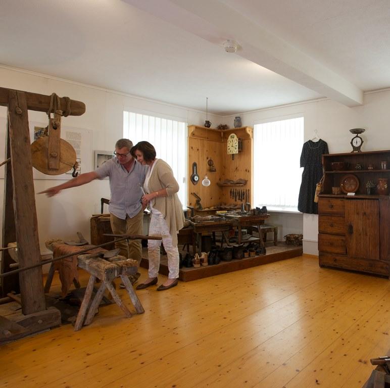 Dorfmuseum Buchenberg, Besucher