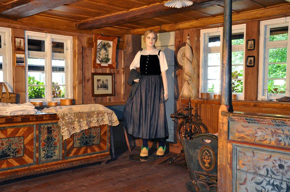 Heimatmuseum Schwarzes Tor, St. Georgen, Tracht
