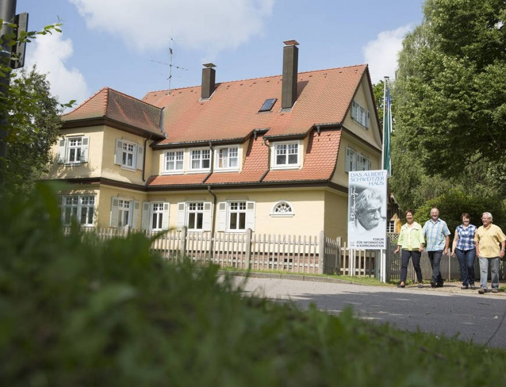 Albert-Schweitzer-Haus, Königsfeld
