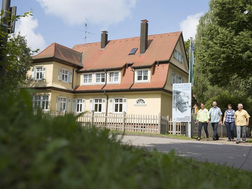 Albert-Schweitzer-Haus Königsfeld, Aussenansicht