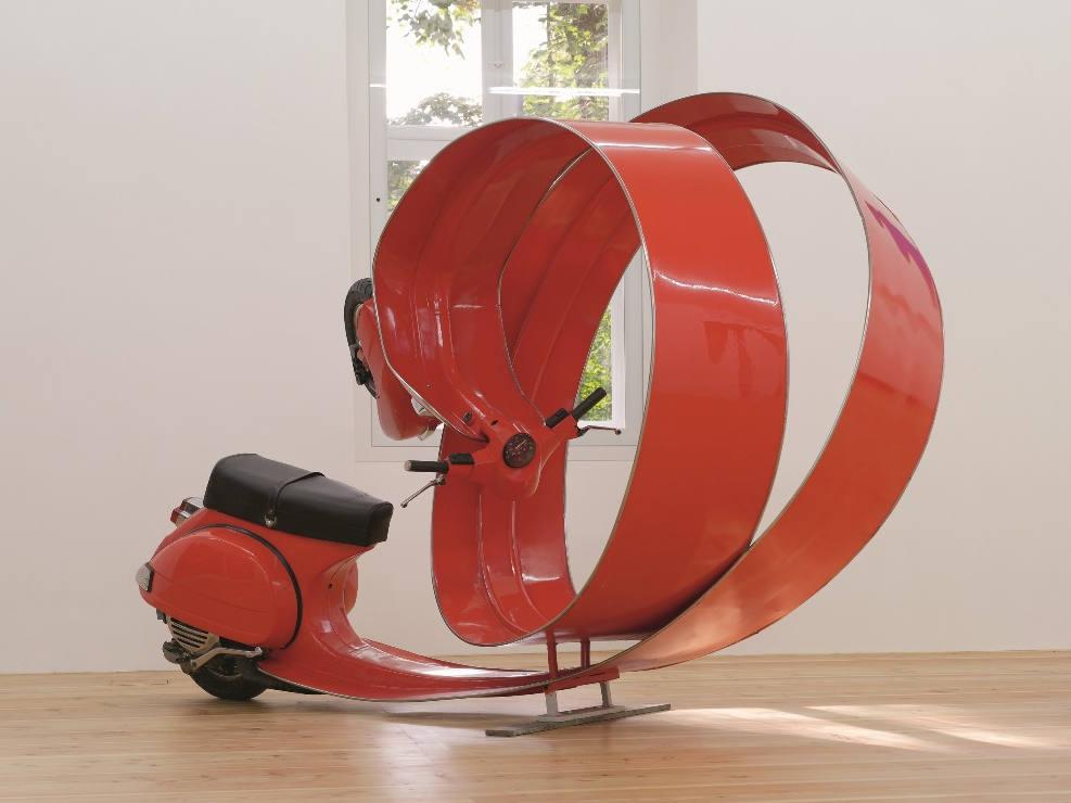 Museum art.plus Roller