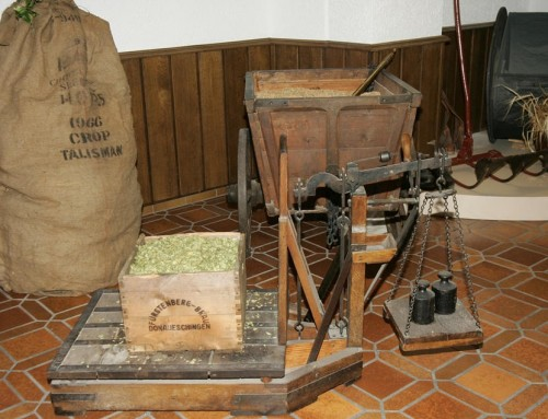 Brauereimuseum Fürstlich Fürstenbergische Brauerei, Donaueschingen