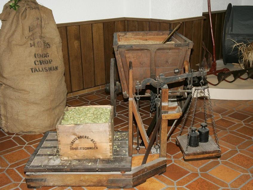 Brauereimuseum Fürstlich Fürstenbergische Brauerei