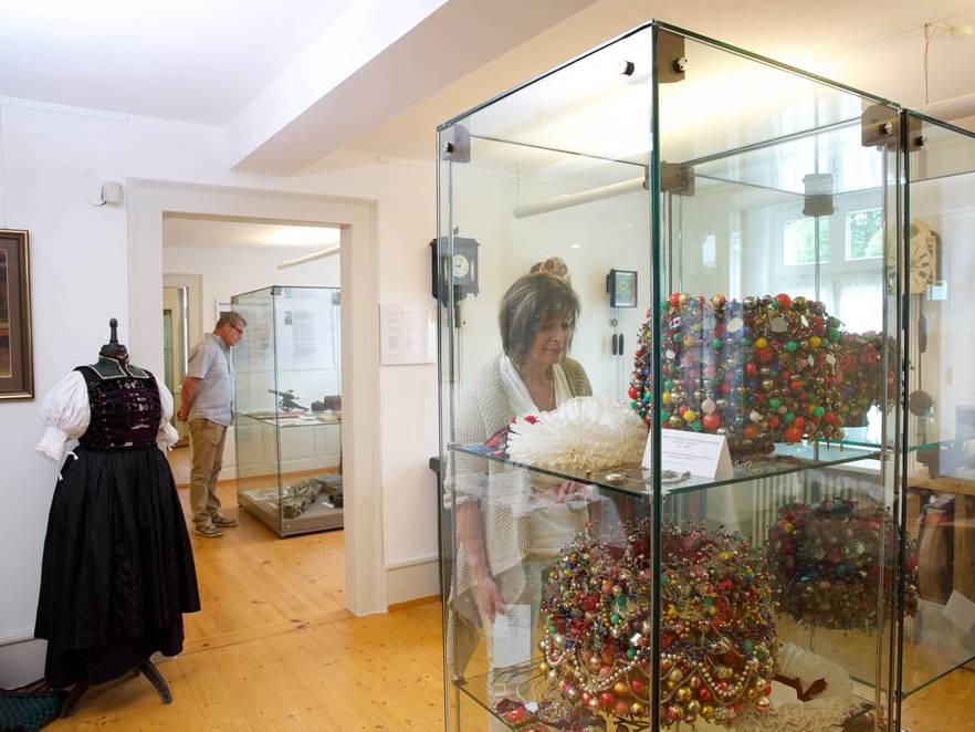 Dorfmuseum Buchenberg, Ausstellung