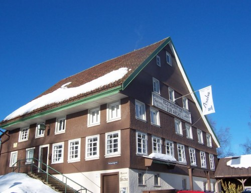 "Museum ""Gasthaus Arche"", Furtwangen"