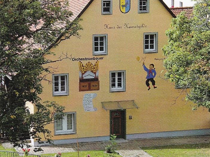 Haus der Heimatgilde Vöhrenbach, Aussenansicht