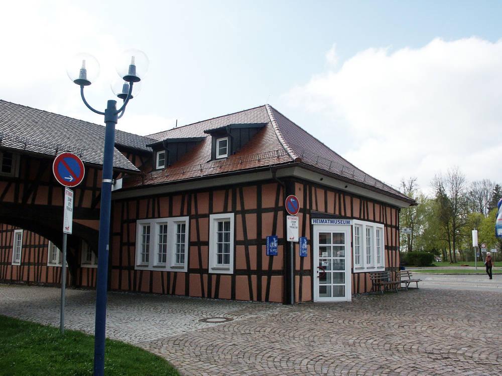 Heimatmuseum Bad Dürrheim Aussenansicht
